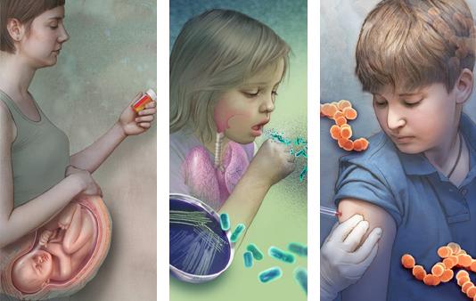 Christy Krames - Medical Illustration  